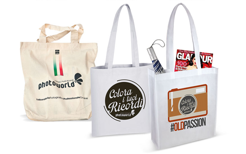 Shopping Bag Personalizzate